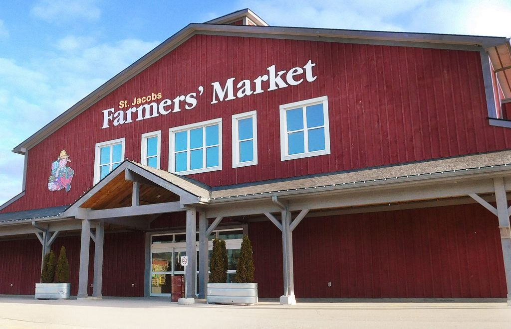 New podcast series takes listeners on audio tour of St. Jacobs Farmers' Market