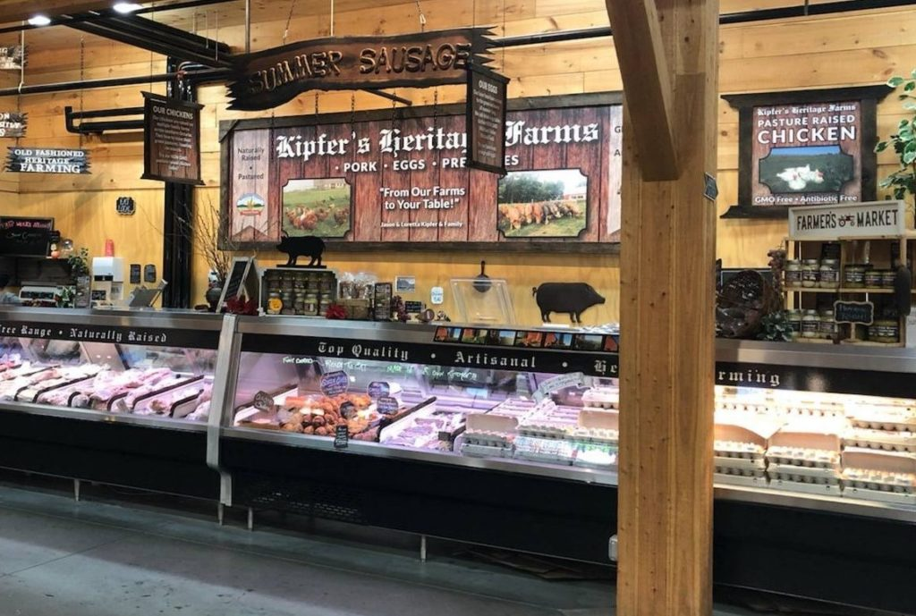 Cooking with Kipfer's Heritage Farms