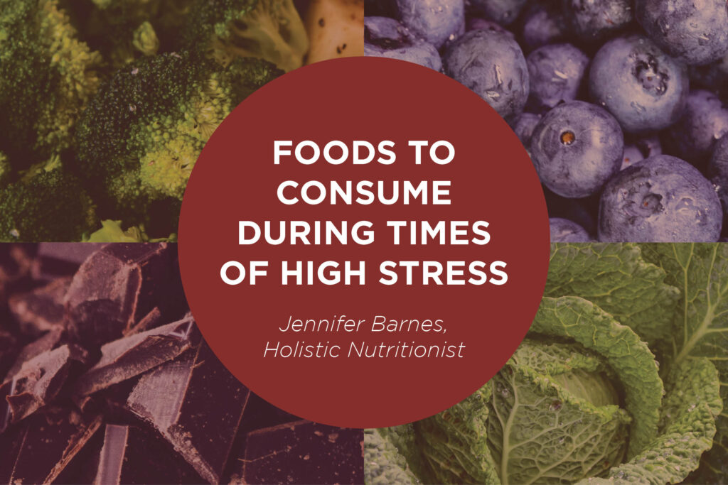 Stress-Busting Foods