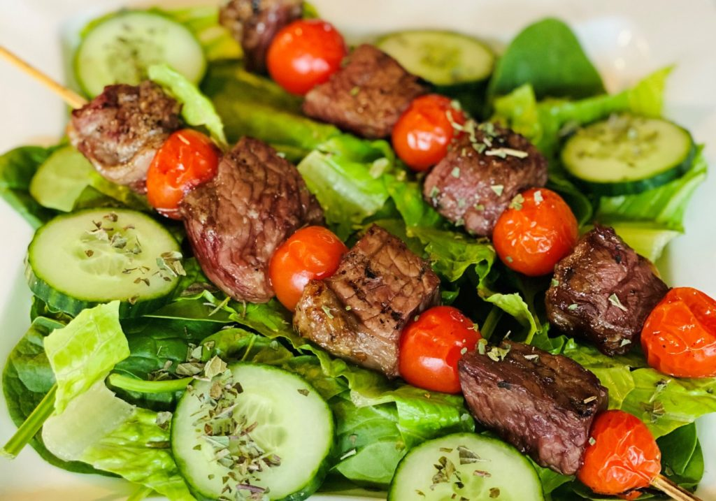 Celebrate Dad with a Delicious Steak Salad