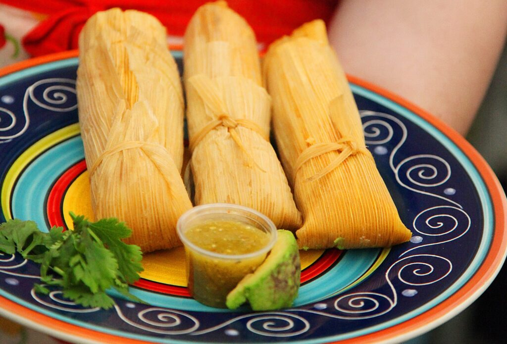 Vendor Spotlight: Experience the Ultimate Mexican Comfort Food with The Tamale Girl